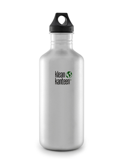 Бутылка Klean Kanteen CLASSIC LOOP 1182 мл (40oz) Brushed Stainless