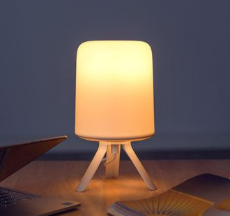 Лампа прикроватная Xiaomi Philips Zhirui Bedside Lamp Foggy Smart