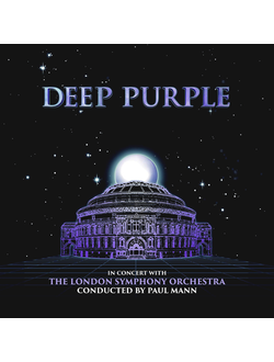 Deep Purple - In Concert With The London Symphony Orchestra 3-LP+2-CD