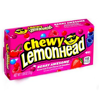 Драже Chewy Lemonhead Berry