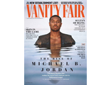 VANITY FAIR Magazine November 2018 Michael B. Jordan Cover Иностранные журналы, Intpressshop