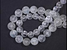 Бусина Топаз, шар 8 мм (1 шт) №17286