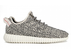 Adidas Yeezy 350 Boost Low серые (36-45) Арт. 001FM