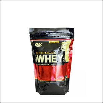Протеин Optimum Nutrition gold standard 100% whey  454g