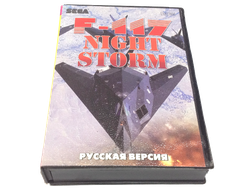 F-117 Night Storm (Sega)