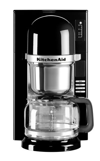 Кофеварка пуровер KitchenAid, черная, 5KCM0802EOB