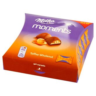 Milka Moments Toffee