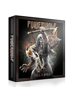 POWERWOLF - CALL OF THE WILD 3-LP BOX