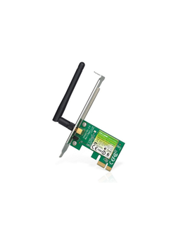 Сетевой адаптер WiFi TP-Link TLWN781ND PCI Express