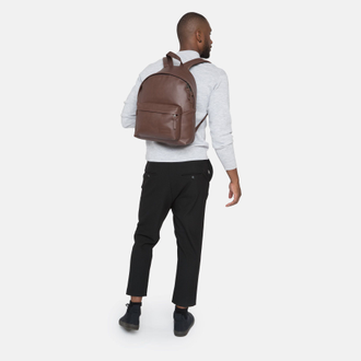 Рюкзак Eastpak Padded Pak'r Chestnut Leather
