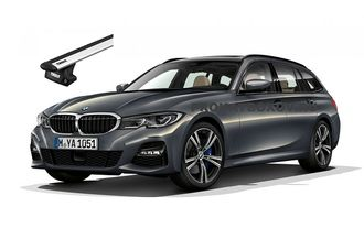 Дуги THULE для BMW 3-Series Touring 12- г.в.