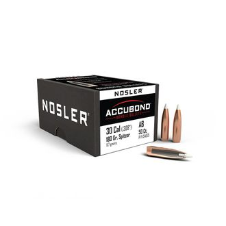 30 Caliber 180gr AccuBond® Bullet (50ct)