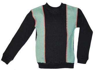 Джемпер для мальчика (Артикул 445-172) цвет черный