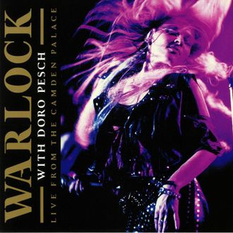 Warlock With Doro Pesch - Live From The Camden Palace 2-LP