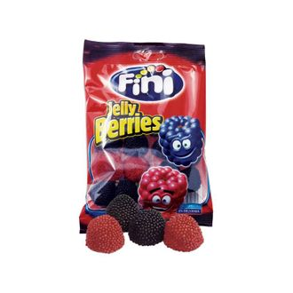 Мармелад FINI Jelly Berries, ежевика и малина, 100 гр.