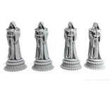 Machine God Servant statues 50mm