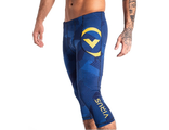 RACER 3/4 LENGTH STAY COOL COMPRESSION TECH PANT. Компрессионные штаны Virus.