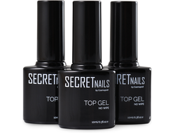 Топ без липкого слоя SECRETnails Top gel Cosmoprofi 10мл