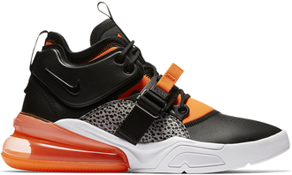 Nike Air Force 270 black  Safari Мужские (40-45)