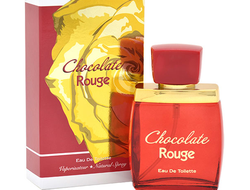 Chocolate Rouge eau de toilette for women - Marc Bernes