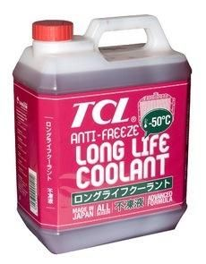 Антифриз TCL Long Life Coolant RED -50C 2л