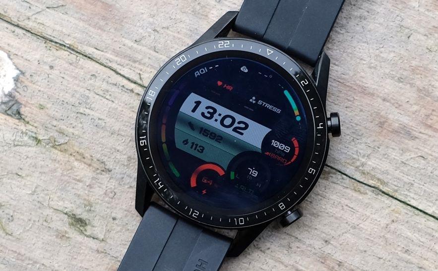 Обзор: Huawei Watch GT 2
