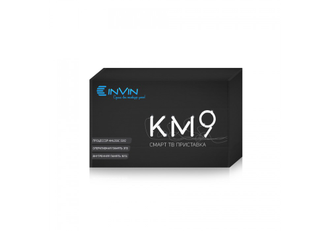 INVIN KM9 ANDROID TV BOX