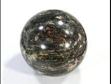 Шар Гранат (альмандин), Россия (83 мм, 943 г) №18197