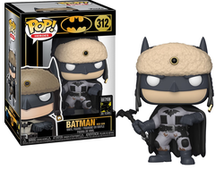 Купить Фигурка Funko POP! Vinyl: DC: Batman 80th: Red Son Batman (2003) 37261
