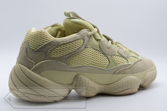 Кроссовки Adidas Yeezy Boost 500 Super Moon Yellow арт. AD261