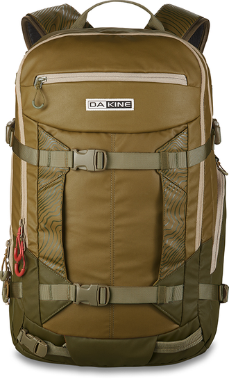 Рюкзак Dakine Team Mission Pro 32L Louif Paradis