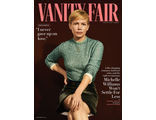 VANITY FAIR Magazine September 2018 Michelle Williams Cover Иностранные журналы, Intpressshop