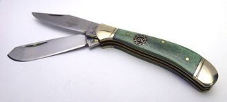 Складной нож Copperhead 35th Frost Cutlery