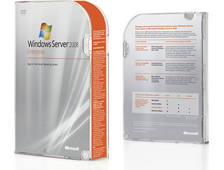 Microsoft Windows Server 2008 Enterprise Edition 32/64 Bit (1-8 CPU) ROK IBM 4849DER #NNC