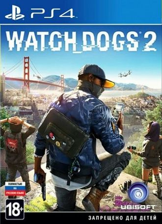 купить watch dog 2