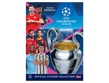 Альбом для наклеек TOPPS UEFA Champions League 2020/21 (Лига Чемпионов УЕФА 2020/2021 год)