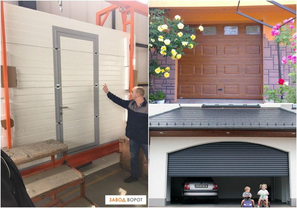 zakazat garazhnyie vorota Odessa