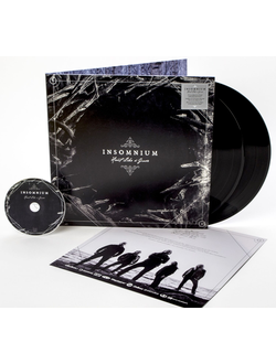 Insomnium - Heart Like a Grave 2-LP + CD