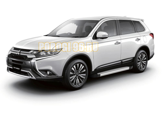 Пороги на Mitsubishi Outlander (2018-…) Start