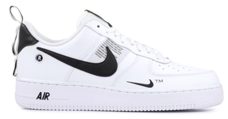 NIKE Air Force 1 '07 LV8 sport Белые низкие (36)