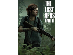 купить постер FP4824 THE LAST OF US PART II Ellie