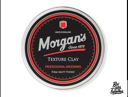 Текстурирующая глина Morgan's Texture Clay Сильная фиксация, матовый эффект, 75 мл