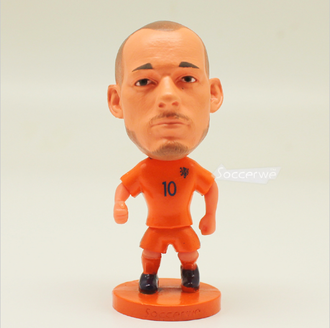 Пластиковый Wesley Sneijder (National Team)