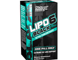 Nutrex Lipo-6 Black Ultra Hers (60 caps)