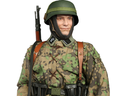 Солдат 20th Waffen Grenadier Division Of The SS (1st Estonian) Radio Operator Version A – Dennis (D80142) - DID