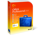 Microsoft office 2010 professional  для 1 ПК