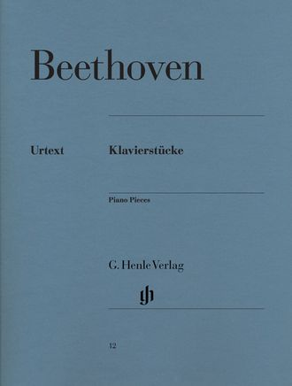 Beethoven Piano Pieces