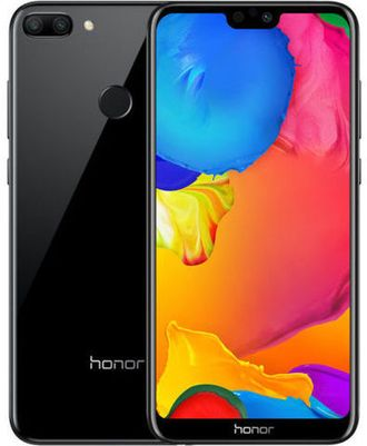 Honor 9i 3/32Gb Black