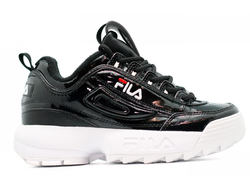Кроссовки FILA DISRUPTOR 2 Black/White (36-40)