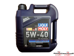 Liqui MOLY Optimal 5W40 4л